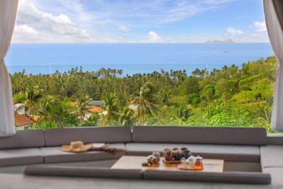 Stunning-Sea-View-Villas-Ko-Samui-Sala-View