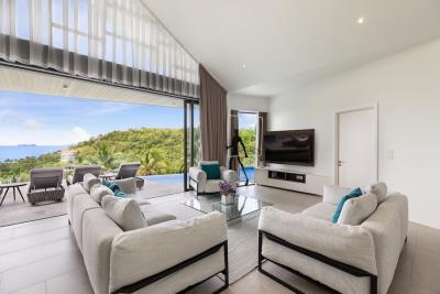 Stunning-Sea-View-Villas-Ko-Samui-Sofa
