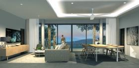 Image No.1-Villa de 2 chambres à vendre à Hua Thanon