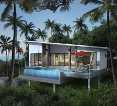 Image No.0-Villa de 2 chambres à vendre à Hua Thanon