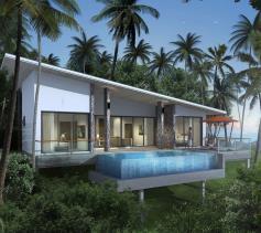 Image No.3-Villa de 2 chambres à vendre à Hua Thanon
