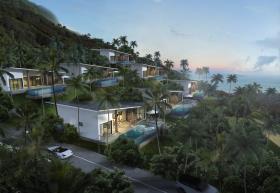 Image No.2-Villa de 2 chambres à vendre à Hua Thanon