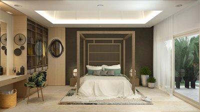 Achara-Villas-Lamai-Bedroom