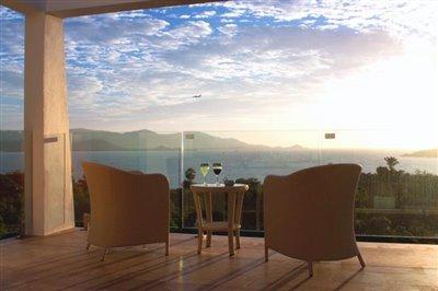 Contemporary-Luxury-Living-Ko-Samui-Balcony