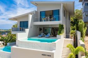 Image No.1-Villa de 4 chambres à vendre à Ban Rak