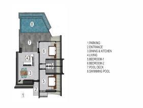 Image No.7-Villa de 2 chambres à vendre à Chaweng Noi