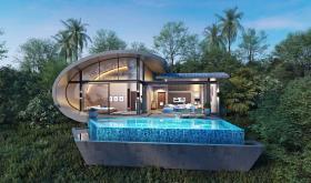 Image No.6-Villa de 2 chambres à vendre à Chaweng Noi