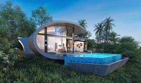 Image No.11-Villa de 2 chambres à vendre à Chaweng Noi