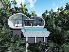 Chaweng Noi, Villa
