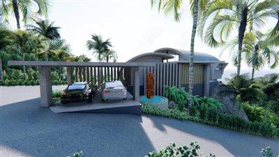 The-Lux-Samui-Development-Parking