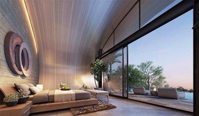 The-Lux-Samui-Development-Bedroom-Rendering