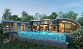 Image No.0-Villa de 3 chambres à vendre à Chaweng Noi