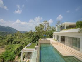 Image No.2-Villa de 5 chambres à vendre à Choeng Mon