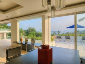 Image No.3-Villa de 5 chambres à vendre à Choeng Mon