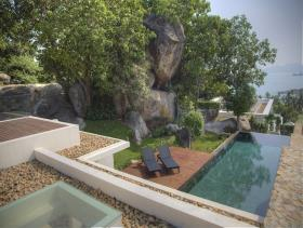 Image No.1-Villa de 3 chambres à vendre à Choeng Mon