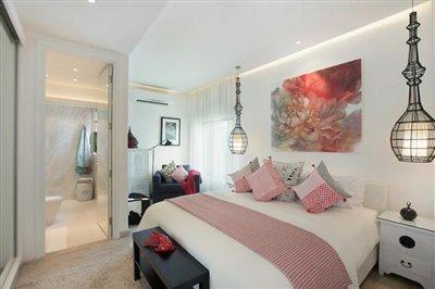 Beachside-Pool-Villa-For-Sale-Koh-Samui-Bedroom-3