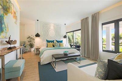 Beachside-Pool-Villa-For-Sale-Koh-Samui-Bedroom-2