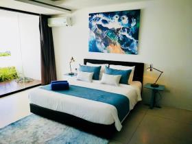 Image No.5-Maison / Villa de 3 chambres à vendre à Chaweng