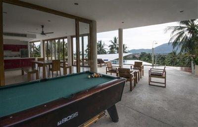 Aja-Villas-Ko-Samui-Pool-Table