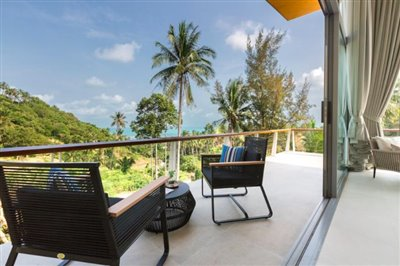 Modern-Sea-View-Villa-Lamai-Balcony
