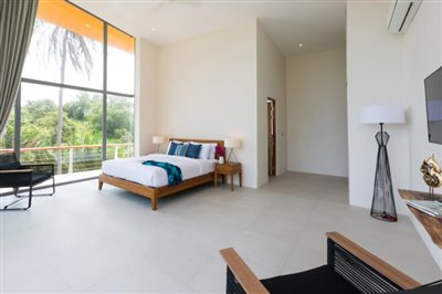 Modern-Sea-View-Villa-Lamai-Bedroom-2