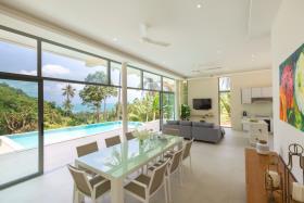 Image No.7-Maison / Villa de 4 chambres à vendre à Lamai