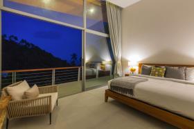 Image No.11-Maison / Villa de 4 chambres à vendre à Lamai
