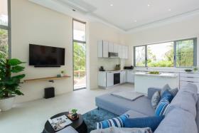 Image No.6-Maison / Villa de 4 chambres à vendre à Lamai