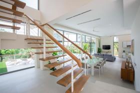 Image No.9-Maison / Villa de 4 chambres à vendre à Lamai