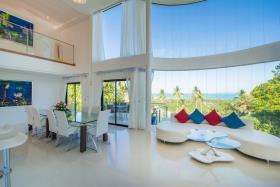 Image No.7-Maison / Villa de 4 chambres à vendre à Lipa Noi