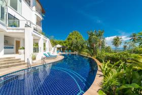 Image No.1-Maison / Villa de 4 chambres à vendre à Lipa Noi