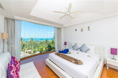 White-Stone-Villa-Ko-Samui-Bedroom-2