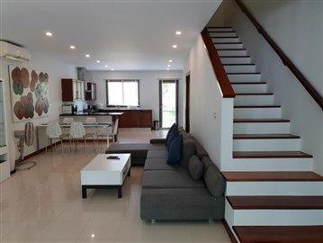 Choeng-Mon-Luxury-Townhouse-Ko-Samui-Stairway