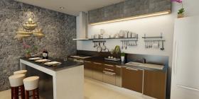 Image No.4-Maison / Villa de 4 chambres à vendre à Laem Set