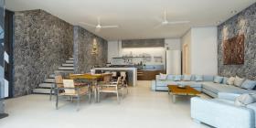 Image No.3-Maison / Villa de 3 chambres à vendre à Laem Set