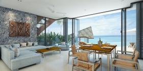 Image No.2-Maison / Villa de 3 chambres à vendre à Laem Set
