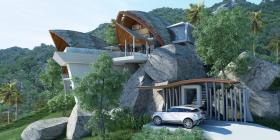 Image No.1-Maison / Villa de 3 chambres à vendre à Laem Set