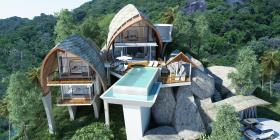 Image No.12-Maison / Villa de 3 chambres à vendre à Laem Set