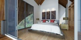 Image No.9-Maison / Villa de 2 chambres à vendre à Laem Set