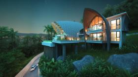 Image No.12-Maison / Villa de 2 chambres à vendre à Laem Set