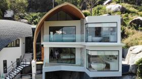 Image No.4-Maison / Villa de 2 chambres à vendre à Laem Set
