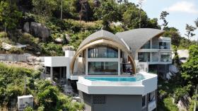 Image No.0-Maison / Villa de 2 chambres à vendre à Laem Set