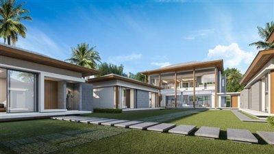 Absolute-Beachfront-Villa-For-Sale-Ko-Samui-Garden
