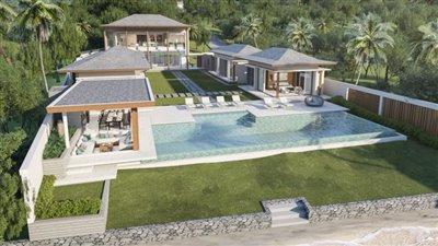Absolute-Beachfront-Villa-For-Sale-Ko-Samui-Exterior