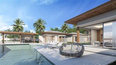 Absolute-Beachfront-Villa-For-Sale-Ko-Samui-Terrace