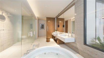 Absolute-Beachfront-Villa-For-Sale-Ko-Samui-Wash-Room