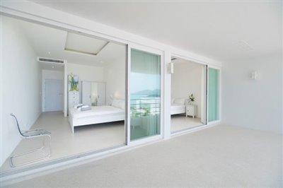 Unique-Pool-Villa-For-Sale-Ko-Samui-Bedroom-Terrace