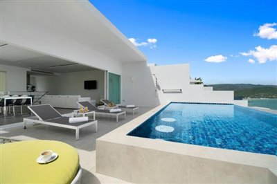 Unique-Pool-Villa-For-Sale-Ko-Samui-Pool