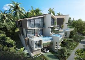 Image No.16-Maison / Villa de 4 chambres à vendre à Choeng Mon