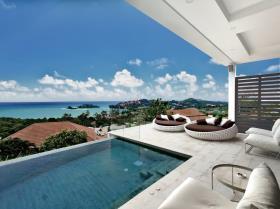 Image No.1-Maison / Villa de 4 chambres à vendre à Choeng Mon